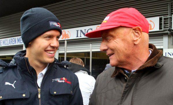 """Vettel: """"Sería un sueño competir con un Ferrari"""""""