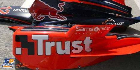 'Trust' regresa a la F1 de la mano de Red Bull