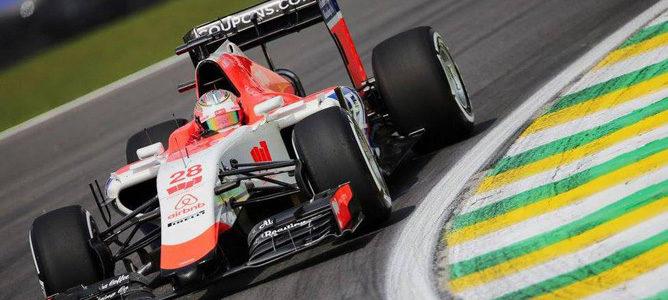 """Will Stevens satisfecho al acabar delante de Rossi: """"No fue una carrera fácil"""""""
