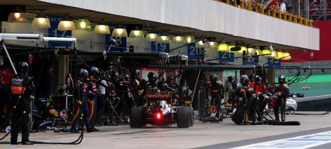 Renault espera poder entrar en la F1 en 2016 con nuevo nombre para su equipo