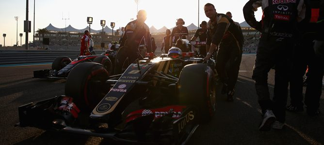 "Romain Grosjean: ""Le debo mucho a este equipo, siento que son mi familia"""