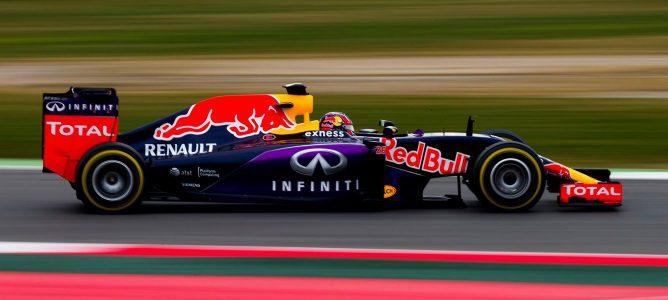 Red Bull rodará con motores TAG Heuer a partir de la temporada 2016