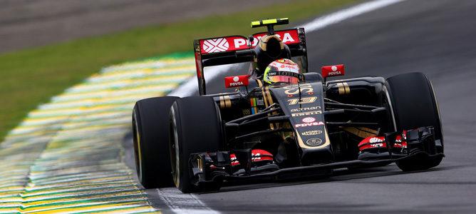 """Pastor Maldonado: """"Tenemos experiencia con un motor Renault"""""""