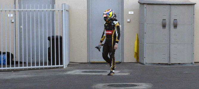 """Pastor Maldonado lamenta su salida de la F1: """"Me pilló por sorpresa"""""""