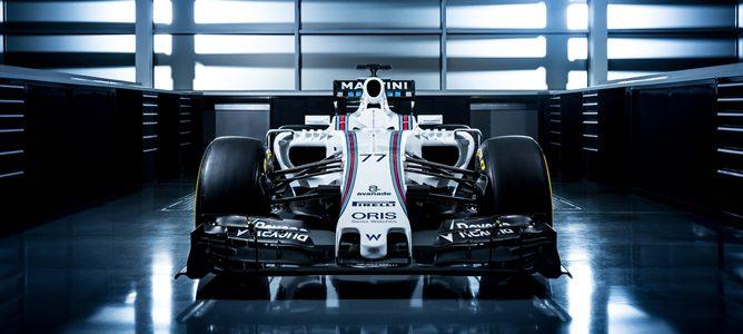 Williams presenta su monoplaza para la temporada 2016