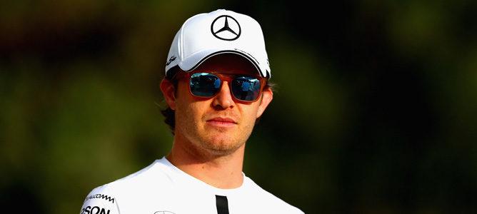 """Nico Rosberg: """"Ferrari va a ser una gran amenaza"""""""