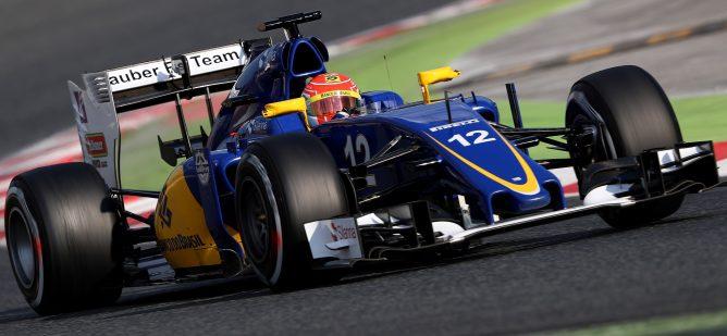 """Felipe Nasr: """"Estoy muy ilusionado por pilotar el nuevo C35 la próxima semana"""""""