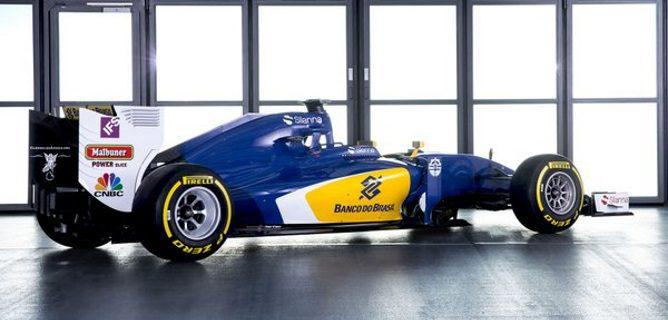 Sauber presenta de forma oficial el C35, su nuevo coche para 2016