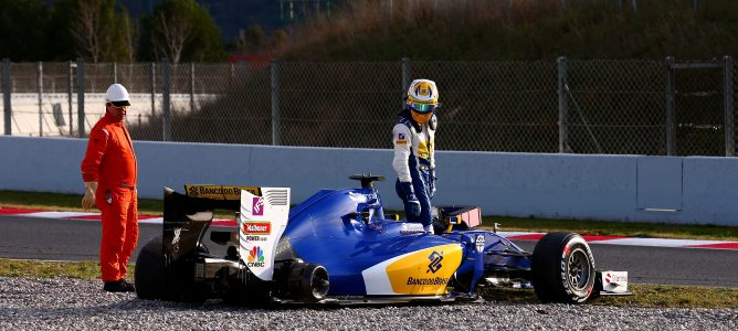 """Marcus Ericsson: """"Fue un día difícil, lo que fue muy comprometido"""""""