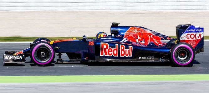 """Carlos Sainz, confía en sí mismo: """"Sé lo que debo hacer: acabar pilotando para Red Bull"""""""