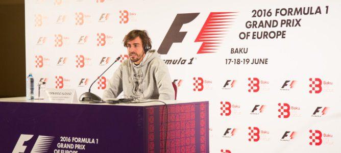 """Fernando Alonso: """"En los test rodamos de forma conservadora con el motor"""""""
