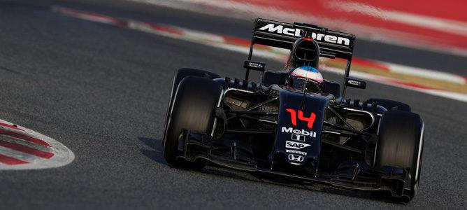 """Fernando Alonso: """"En 2016 debemos terminar todas las carreras en los puntos"""""""