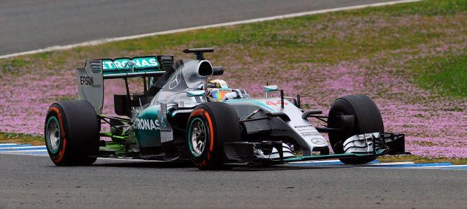 """Lewis Hamilton: """"Creo que vamos a tener una batalla real contra Ferrari"""""""