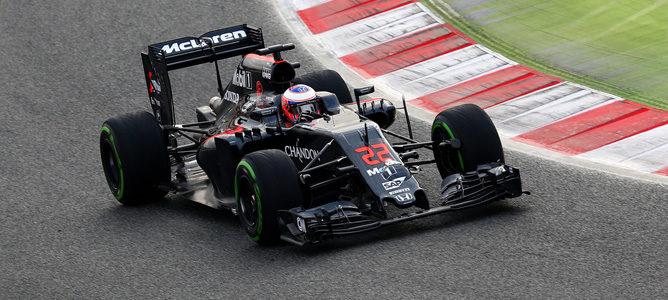 """Jenson Button no se confía para 2016: """"Todavía se ha de hacer un montón de trabajo"""""""