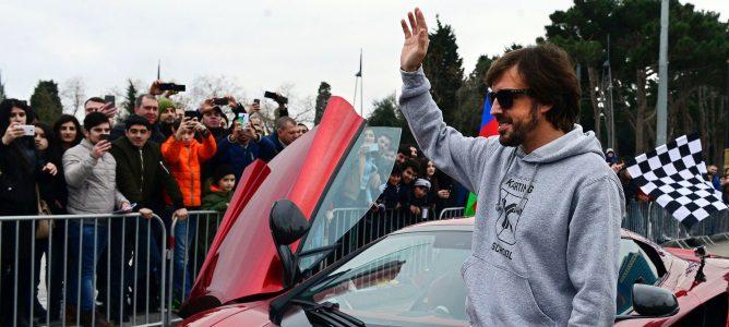 """Fernando Alonso: """"Estoy muy preparado para la temporada"""""""