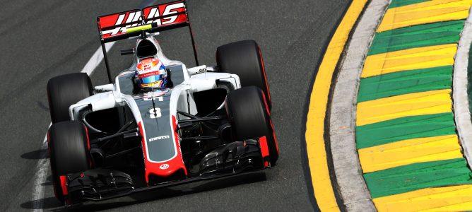 """Romain Grosjean: """"Estaba en mi vuelta buena cuando de repente me vi fuera"""""""