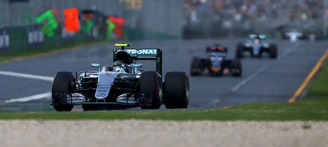 "Nico Rosberg conquista Australia: ""Creo que hemos escogido la estrategia perfecta"""