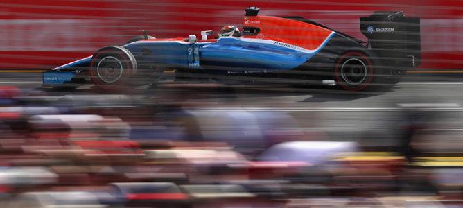 """Pascal Wehrlein tras su debut en F1: """"Ahora tenemos que empujar duro para mejorar"""""""