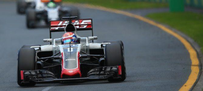 """Romain Grosjean elegido """"Piloto del Día"""" del Gran Premio de Australia."""