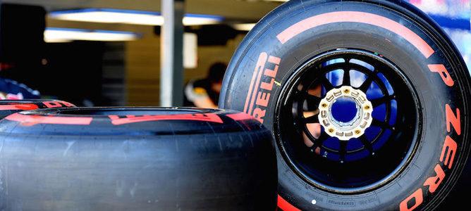 Mercedes y Ferrari seleccionan diferentes neumáticos para el GP de Baréin 2016