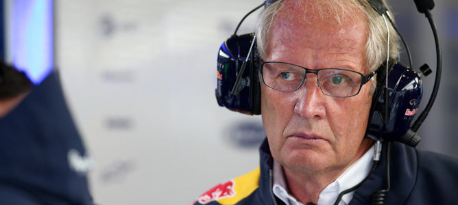 "Helmut Marko sobre Mercedes: ""Si quieren, pueden doblar a toda la parrilla"""