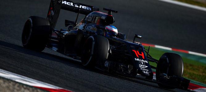 """Fernando Alonso: """"El MP4-31 es mejor que su predecesor en todas las áreas"""""""