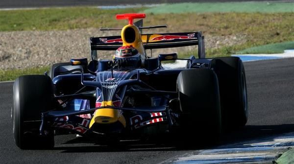 Buemi vuelve a ser el más rápido, esta vez con un Red Bull