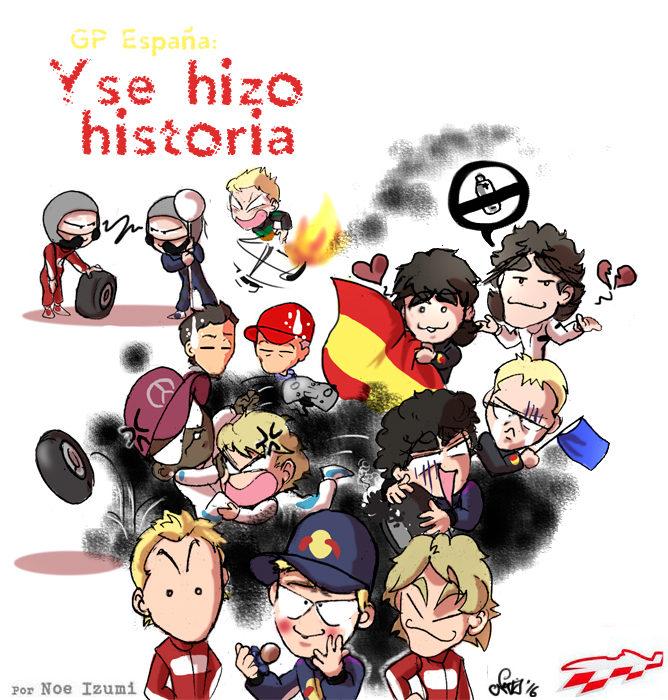 Los Chibis (193): Y se hizo historia