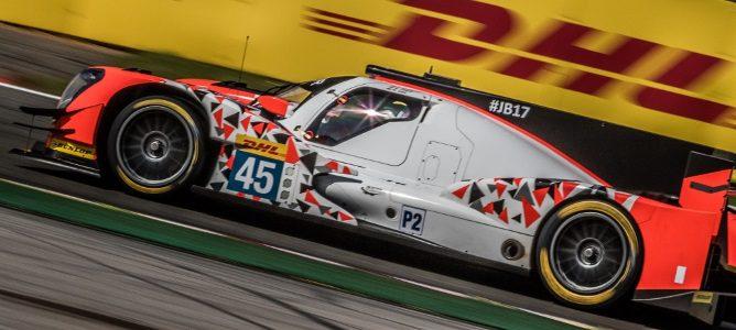 Roberto Merhi correrá en las 24 Horas de Le Mans