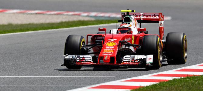 """Kimi Räikkönen: """"Bakú no fue el fin de semana más fácil para nosotros"""""""