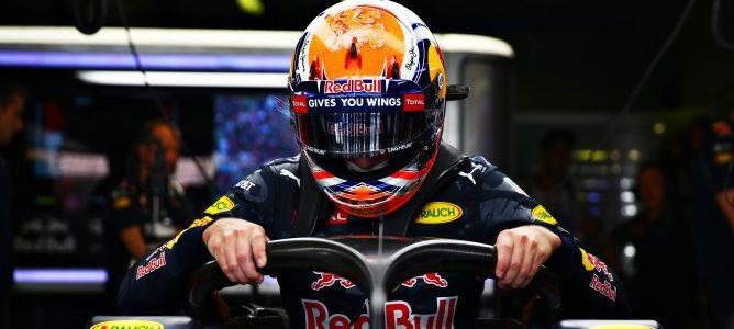 """Max Verstappen no apoya la idea del halo: """"Es difícil entrar y salir del coche con él"""""""