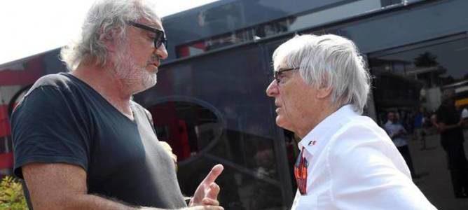 """Flavio Briatore: """"Verstappen es un genio. Me recuerda a Alonso en sus inicios"""""""