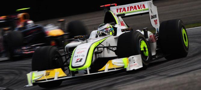 Jenson Button afrontará este fin de semana su GP nº300 en Fórmula 1