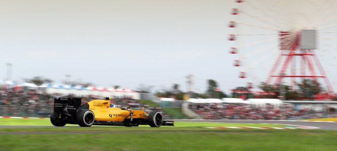 """Jolyon Palmer: """"Hoy no hemos puntuado pero estamos contentos con el ritmo"""""""