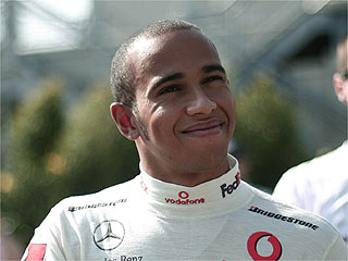 "Lewis Hamilton logra en Indianápolis su segunda ""pole"" consecutiva"