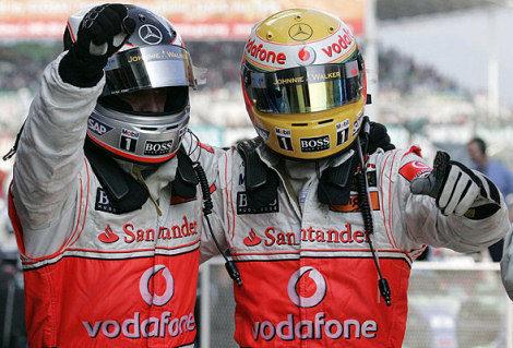 Alonso y Hamilton aseguran que el ambiente cada vez es mejor