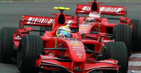 Los Ferrari esperan poder recortar distancia con sus rivales