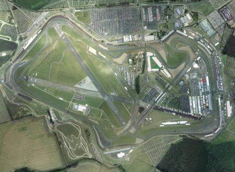 Comienzan las pruebas en Silverstone