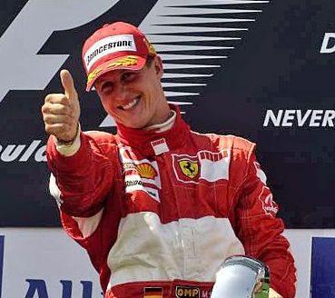 Michael Schumacher podría volver a pilotar un Ferrari este mismo año