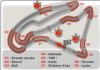La historia de Renault en el Gran Premio de Francia