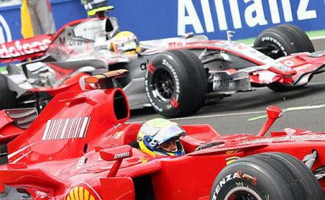Hamilton más líder, Ferrari resucita, más problemas para Alonso