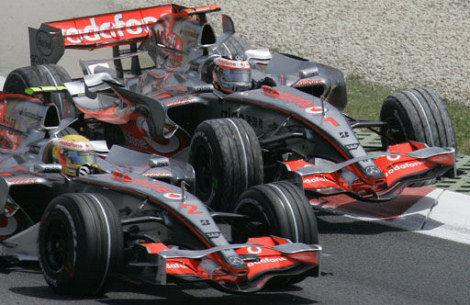Declaraciones de McLaren tras la carrera de Francia