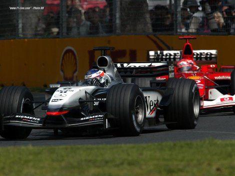 McLaren niega que haya espiado a Ferrari