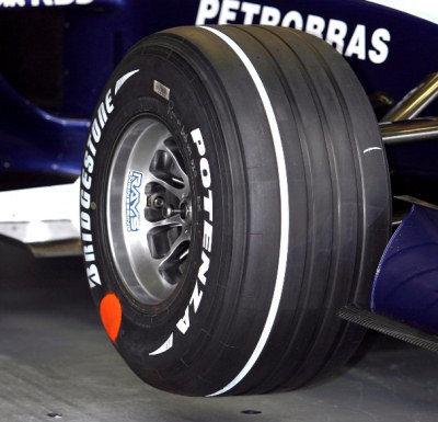 Neúmaticos duros para Silverstone