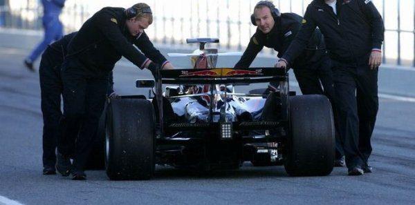 Red Bull abandona el KERS