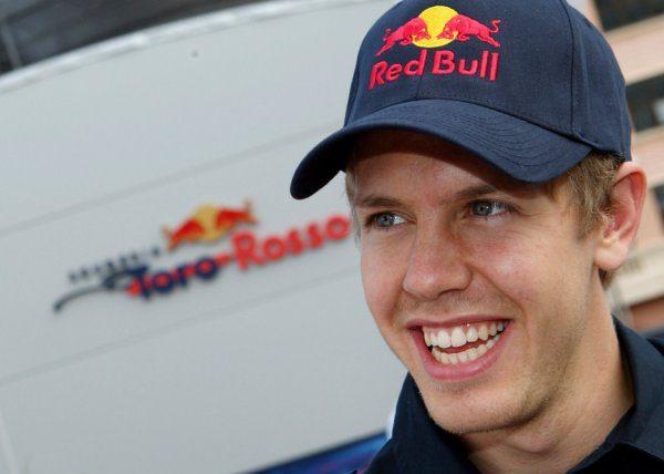 Vettel está muy motivado con su nuevo equipo