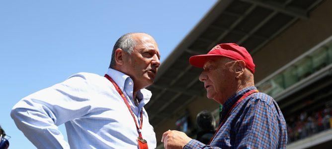 OFICIAL: Ron Dennis dimite como director de McLaren Group