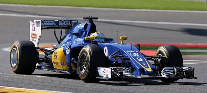 Marcus Ericsson renueva contrato y seguirá con Sauber en 2017