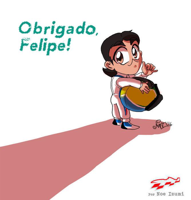 Los Chibis (214): ¡Gracias, Felipe!