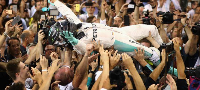 """Sebastian Vettel: """"Nico Rosberg es un merecido campeón, se lo merece"""""""